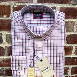 UNTUCKit Wrinkle Free Men's Shirt - New With Tags